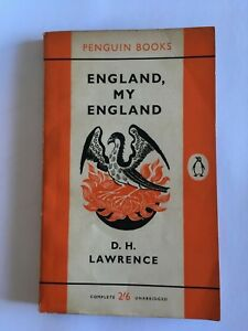 England My England, Lawrence, D.H., 1960