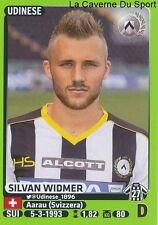 505 SILVAN WIDMER SWITZERLAND UDINESE CALCIO STICKER CALCIATORI 2015 PANINI