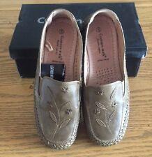 35d930cd4d56 Cushion-Walk Ladies Leather Lined Taupe Colour Comfort Shoe - Regular Fit