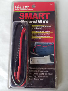 Smart Ground Wire Protect Heater & Radiator Core From Electrolysis  VE-Labs GW-1