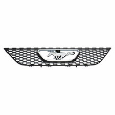 OEM NEW Front Honeycomb Grille w/ Pony Emblem Chrome 99-04 Mustang XR3Z8200AA