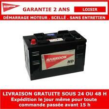Hankook 60527 Batterie de Démarrage Pour Voiture 12V 105Ah 342x172x255mm
