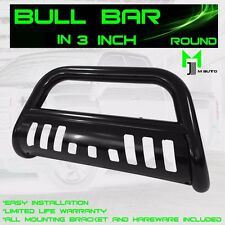 Black Steel Bull Bar Push Bumper Grille Guard FIT 2010-2015 DODGE RAM 2500 3500