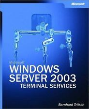 Microsoft Windows Server 2003 Terminal Services