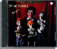 TV in Flames - Drool - New 1993, 12 Song, Reprise Alternative CD!