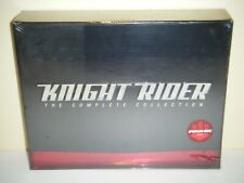 Knight Rider Tv Show Dvd The Complete Collection Series Set