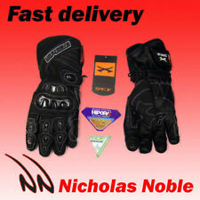 Spada Knuckles Motorcycle Cowhide Leather Exact Gloves