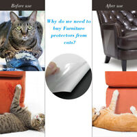 2X Cat Scratching Guard Self-Adhesive Couch Guard for Cat Furniture Protector SP