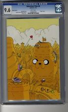 Adventure Time # 6 Virgin Cover D - CGC 9.6 WHITE  Pages - Finn & Jake