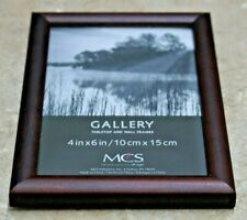 1-Mcs~4 x 6~Wood~Bullnose~Picture~F rame~Horizontal~Or~Vertica l
