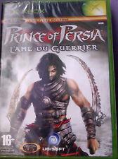 "JEU XBOX ""Prince Of Persia : L'Âme Du Guerrier"" - VF - NEUF SOUS BLISTER"