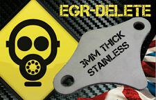 EGR valve blanking plate VAUXHALL  1.4, 1.6, 1.8, 2.0, 2.2, 2.5 block off, mpg