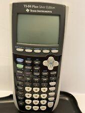 New ListingTi 84 Plus Silver Edition Scientific Graphing Calculator With Accessories