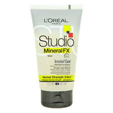 Loreal Studioline Mineral FX invisi Gel Hair Styling Normal Strength 24 hrs150ml