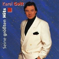 Karel Gott Seine größten Hits (16 tracks, 1968-94, Polydor) [CD]
