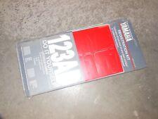 YAMAHA Genuine RED Factory Matched Registration Number Kit MAR-RED35-00 NIB