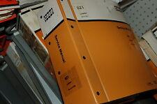 CASE 821 Front End Wheel Loader Repair Shop Service Manual book overhaul 1992