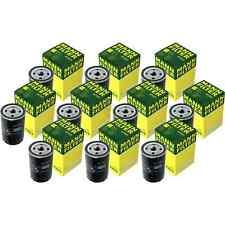 10x MANN-FILTER Ölfilter Oelfilter W 719/5 (10) Oil Filter