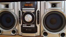Sony Kompakt-Stereoanlage NUR ABHOLUNG 22083 HH kein Versand !