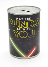 May the Funds be with You - STANDARD Star Savings Tin Wars - HOLDS £260