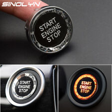 Start Stop Engine Button Crystal For BMW E Chassis E90 E92 E93 E64 E46 E60 E39