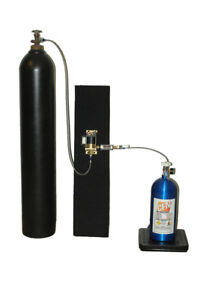 Nitrous Oxide refill pump station kit new