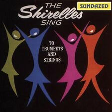 THE SHIRELLES - sing to trumpets and strings CD ss USA 60s r+b soul oop L@@K