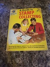 Vintage Stamp Book A Guide To Stamp Collecting 1962