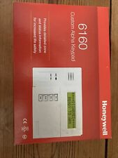 Honeywell 6160 Security and Surveillance Ademco Alpha Display Keypad