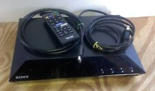 Sony Blu Ray DVD Player With Remote Model BDP-S2100