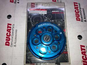 Piattello Spingidisco Blu Ducati Performance per Frizioni a Secco  96840103B