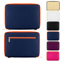 """VanGoddy Leather Padded Sleeve Cover Case For 10"""" Samsung Galaxy Tab E / Tab A"""