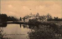 København Kopenhagen alte Postkarte ~1910 Langelinie Uferpromenade Pavillonen