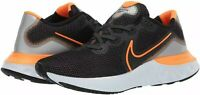 NIB Nike Renew Run Black / Orange Mens Running Shoes CK6357 MSRP: $90 Free Ship