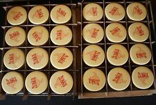24 NuWick 120 hour Survival Candles for camping or emergency warmth/cooking