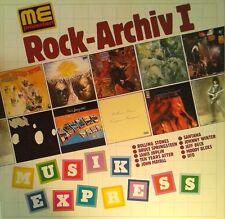 Various – Rock-Archiv I (10 LPs Vinyl 1981) Box Set Rar!!!