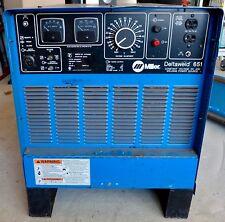 Miller Deltaweld 651 Welding Power Source Mig Welder 650Amp 903022 Phase3