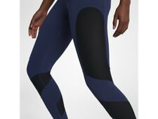 Womens NIKE POWER Pocket Lux Mid Rise Training Tights    Small  890668-429
