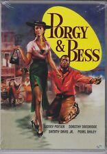 PORGY AND BESS DVD 1959 DVD Sidney Poitier, Sammy Davis Jr  NEW / SEALED