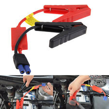 Emergency Lead Cable Battery Alligator Clamps Clip For Car Trucks Jump Starter