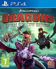 Dragons: Dawn of New Riders | PS4 PlayStation 4 New