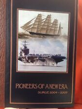 USS ABRAHAM LINCOLN CVN-72 2004-2005 WESTPAC CRUISE BOOK Pioneers Of A New Era