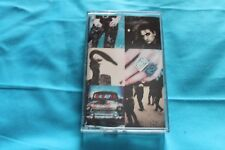 Classic Rock U2 ACHTUNG BABY Audio Cassette Tape 1991 ONE So Cruel the Fly