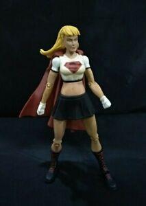 Supergirl DC SuperHeroes Super Heroes S3 Select Sculpt Universe Mattel 2007