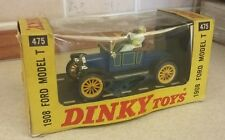 DINKY TOYS 475 - 1908 FORD MODEL T NEW MINT IN BOX!!!
