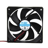120mm 120x25mm 12V 4Pin DC Brushless PC Computer Case Cooling Fan 1800PRM