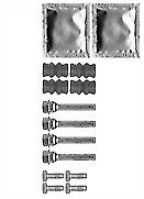 Braymann BBA2029 Brake Caliper Accessory / Fitting Kit - Front