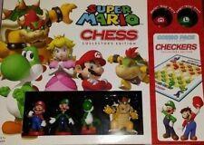 Super mario chess & dames