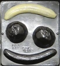 Banana Split Chocolate Candy Mold  1243 NEW