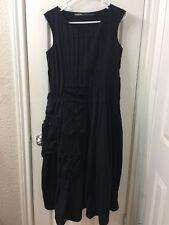 rundholz Black Pocket Dress Sz L